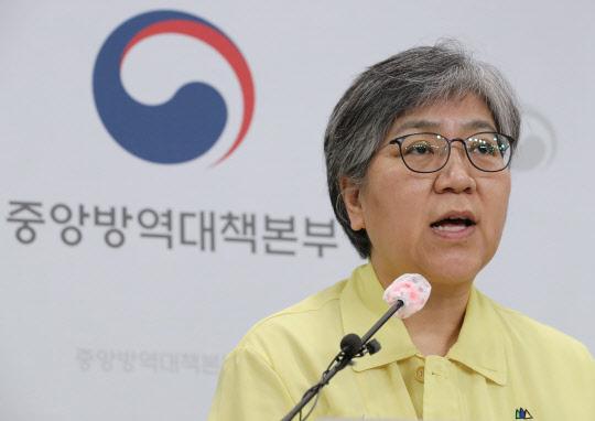 """[속보] """"조사 대상 1천440명 가운데 항체 검출 1명은 서울 거주자"""""""